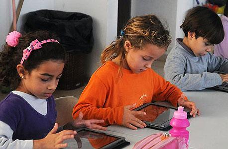 טאבלטים לילדים, אפליקציות חשבון. מתוך אתר SlateScience
