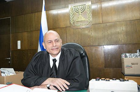 השופט אייתן אורנשטיין דיון בעניין קונצרן אי די בי, צילום: ענר גרין