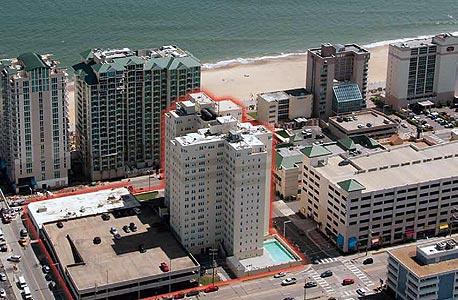 הרבור גרופ רכשה בניין למגורים בוירג'יניה ביץ' בכ-35 מיליון דולר