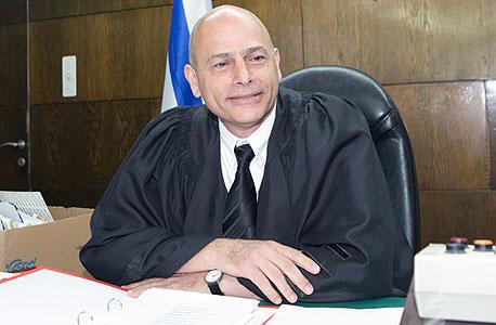 השופט איתן אורנשטיין, צילום: ענר גרין