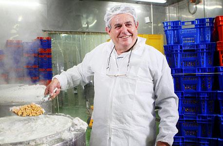 """עמי גיא, מנכ""""ל סלטי שמיר, צילום: אוראל כהן"""