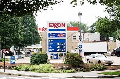 Exxon Mobil, צילום: בלומברג