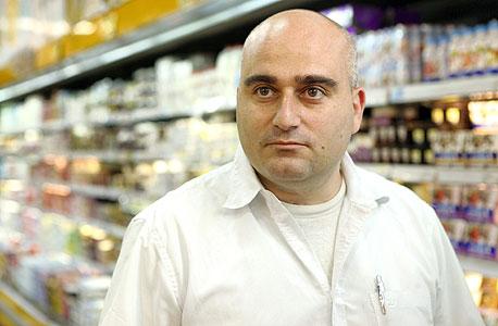 ערן וידר מנהל שיווק יינות ביתן מודיעין, צילום: עמית שעל