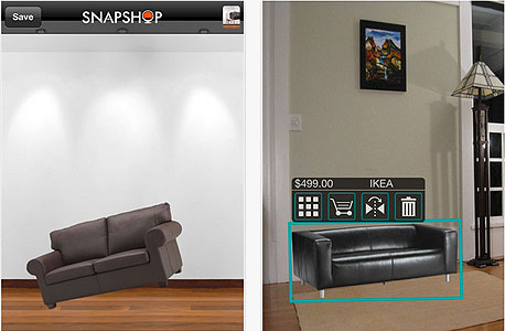 SnapShop Showroom