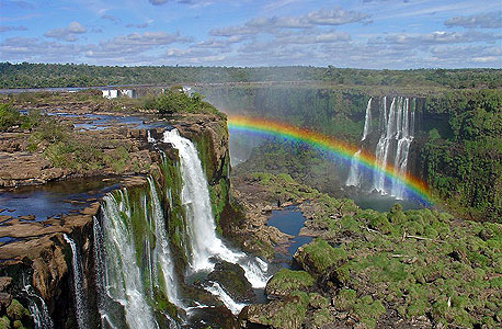 הפארק הלאומי איגואסו, ארגנטינה
