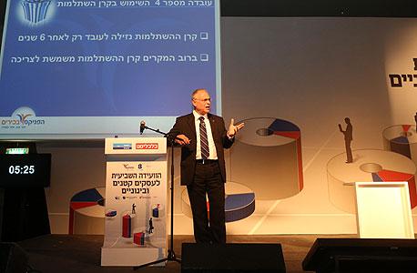 אורן אל און הפניקס הוועידה לעסקים קטנים ובנוניים , צילום: נמרוד גליקמן