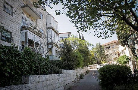 שכונת רחביה בירושלים. חביבת תושבי החוץ