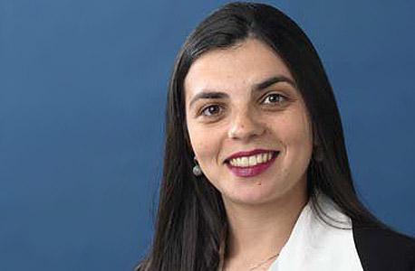 """אירה פרידמן, מנכ""""לית הבנק החברתי, צילום: סיון פרג"""