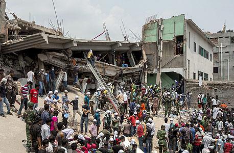 בניין המפעלים שקרס בבנגלדש