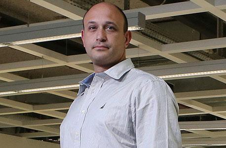 """עמית מניפז סמנכ""""ל מערכי המידע של eBay איביי אי ביי, צילום: נמרוד גליקמן"""