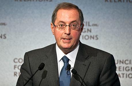 """פול אוטליני מנכ""""ל אינטל, צילום: בלומברג"""
