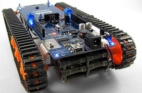 רובוט מבית חברת Arduino
