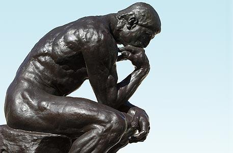 פסל האדם החושב של רודן