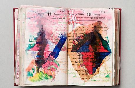 """Diary, 1967"", של דיטר רוט"