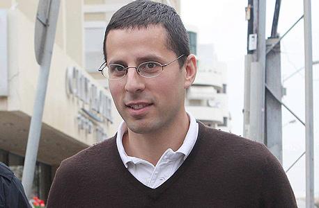 ג'רמי בלנק, צילום: אוראל כהן