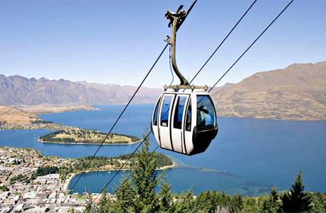Skyline Gondola ניו זילנד