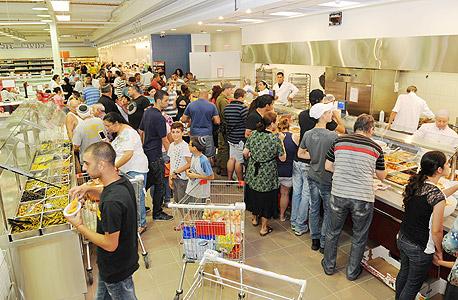 אינפלציה אפסית - והמחירים בסופר עדיין עולים