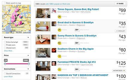 airbnb ניו יורק