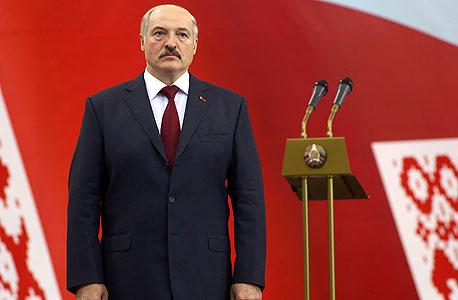 נשיא בלארוס אלכסנדר לוקשנקו, צילום: אי פי איי