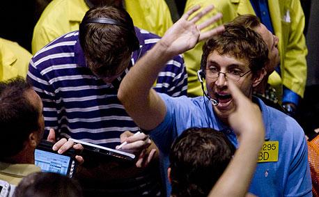 גולדמן זאקס: סוחרי הנוסטרו סיימו רק יום אחד בהפסד ברבעון הראשון