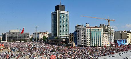 איסטנבול, צילום: איי אף פי