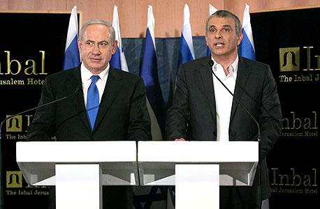 משה כחלון בנימין נתניהו, צילום: אוהד צויגנברג, Ynet