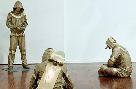 פסלי ברונזה, צילום: אימג'בנק, Gettyimages