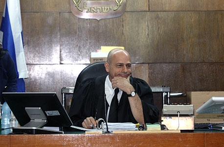 """השופט איתן אורנשטיין. אינו רואה חשיבות גדולה בדרישת מחזיקי האג""""ח, צילום: אוראל כהן"""