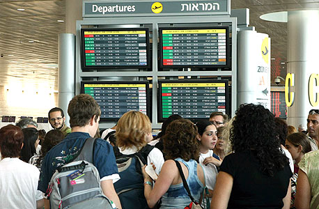 2009 בתעופה: הכנסות ותנועת נוסעים ומטען כמו אחרי ה-11 בספטמבר