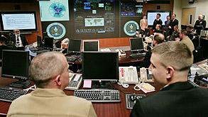 כז מעקב האיומים ב NSA, צילום: איי אף פי