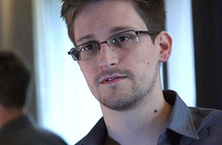 אדוארד סנודן, איש המודיעין שהדליף את קיומה של מערכת PRISM