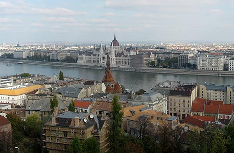 בודפשט, צילום: דוד הכהן