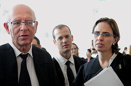 עורכת דין סיגל רוזן רכב עורך דין ליפא מאיר פירוק בטר פלייס, צילום: אוראל כהן