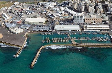 נמל תל אביב. עובר ל-100% בעלות עירונית