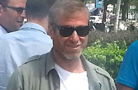 רומן אברמוביץ', צילום: עמיר קורץ
