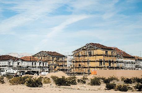 בתים חדשים בלאס וגאס