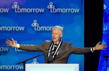 ביל קלינטון: עמותת הצדקה שהקמתי לא פעלה שלא כשורה ביודעין