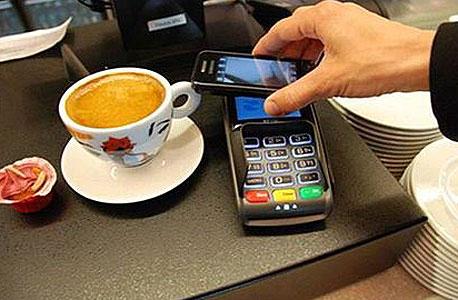 טלפון במקום כרטיס אשראי או מזומן