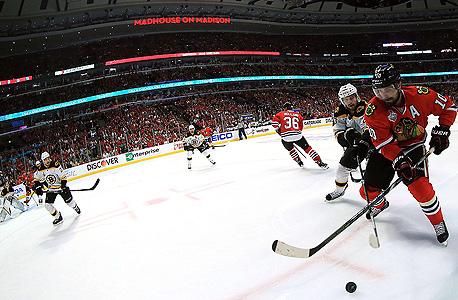 סדרת הגמר של ה-NHL גדולה יותר מסדרת הגמר של ה-NBA?