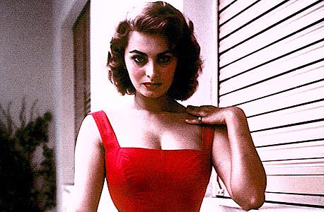 סופיה לורן. שבה לאיטליה כדי לרצות את עונשה, ושהתה 17 ימים במעצר
