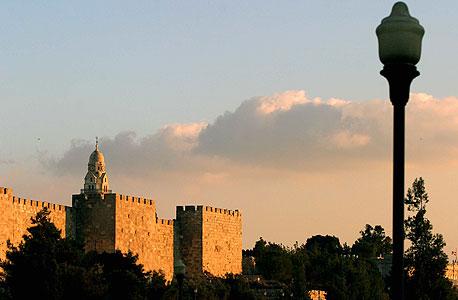 """ירושלים. """"הפעילות באוקטובר הייתה דומה לזו שבשנים קודמות"""""""