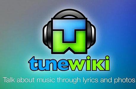 Tunewiki אפליקציה מוזיקה מדיה