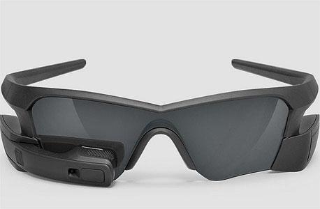 משקפי Jet של ריקון, עבור רוכבי אופניים