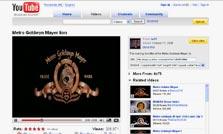 """סרטון """"האריה השואג"""" של MGM ביוטיוב, צילום מסך: youtube.com"""