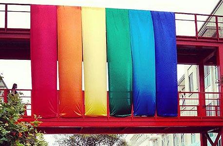 פייסבוק הומוסקסואלים מצעד גאווה