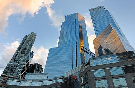מרכז טיים וורנר בניו יורק