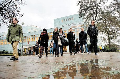 אוניברסיטת שטוקהולם. אף שהלימודים חינם, 85% מהסטודנטים מסיימים את התואר