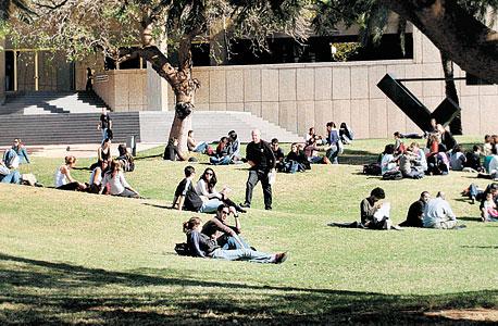 אוניברסיטת תל אביב. בעשור האחרון רוב הסטודנטים בארץ פונים ללימוד תחומים שנחשבים משתלמים כלכלית. 15% מהם לומדים מינהל עסקים