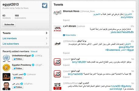 עמוד החשבונות שניתנים לתרגום בטוויטר