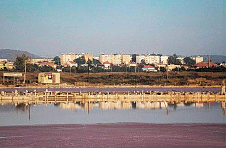 סופית: אריסון תקבל מהמדינה 120 דונם משטחי בריכות המלח
